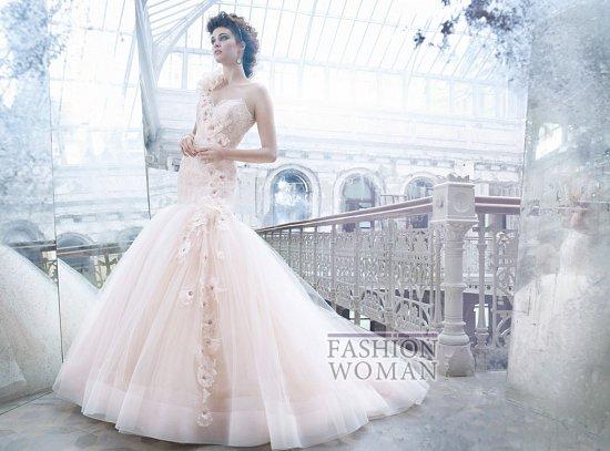 Свадебные платья Lazaro осень-зима 2012-2013 фото №11