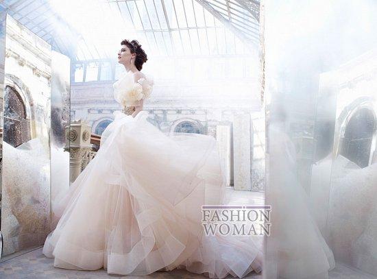 Свадебные платья Lazaro осень-зима 2012-2013 фото №12