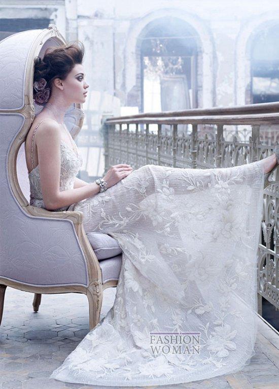Свадебные платья Lazaro осень-зима 2012-2013 фото №3