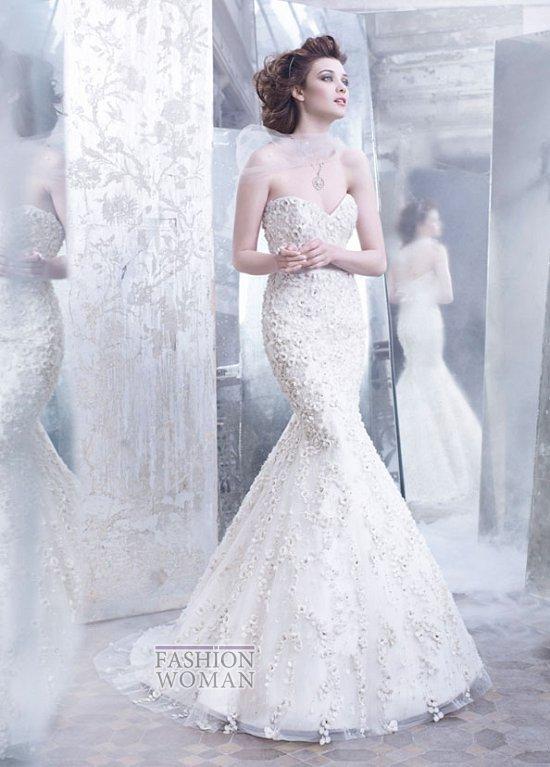 Свадебные платья Lazaro осень-зима 2012-2013 фото №6
