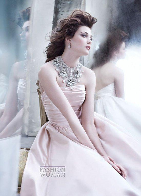 Свадебные платья Lazaro осень-зима 2012-2013 фото №10