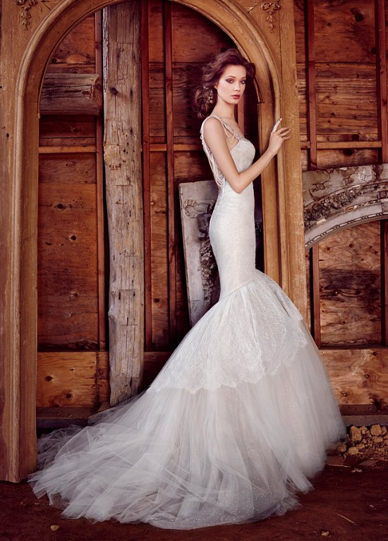 свадебные платья 2016