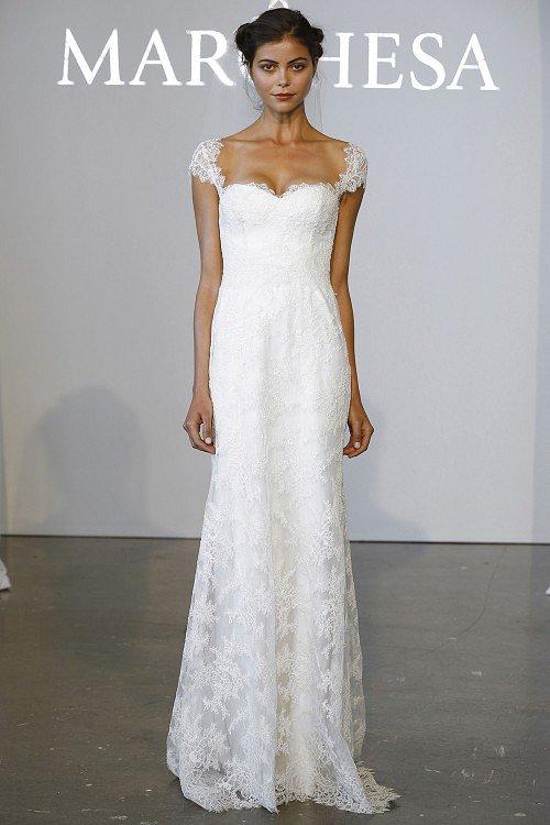 свадебная мода весна-лето 2015