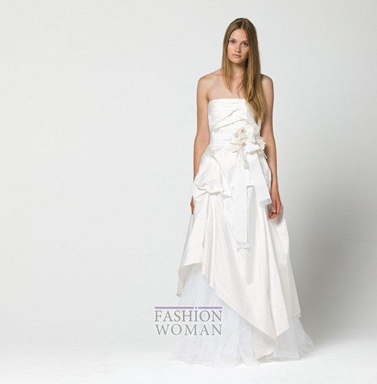 Свадебные платья MaxMara 2013 фото №13