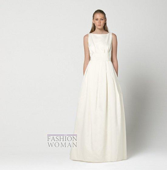 Свадебные платья MaxMara 2013 фото №20