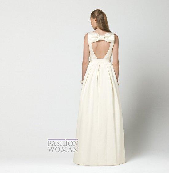Свадебные платья MaxMara 2013 фото №21