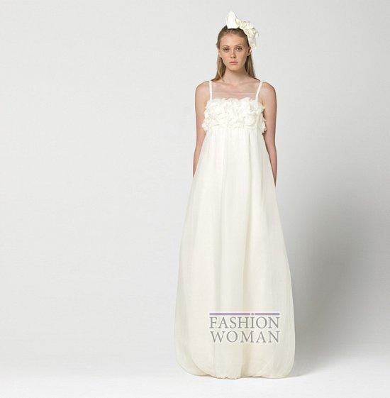 Свадебные платья MaxMara 2013 фото №22