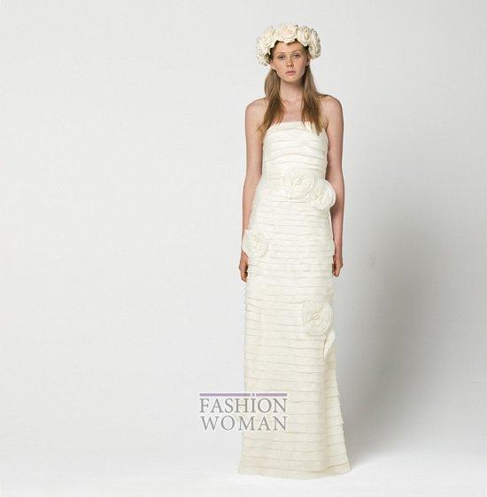 Свадебные платья MaxMara 2013 фото №23