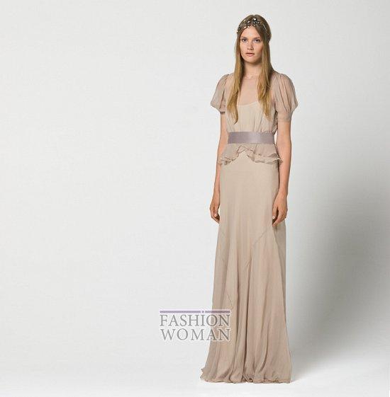 Свадебные платья MaxMara 2013 фото №33