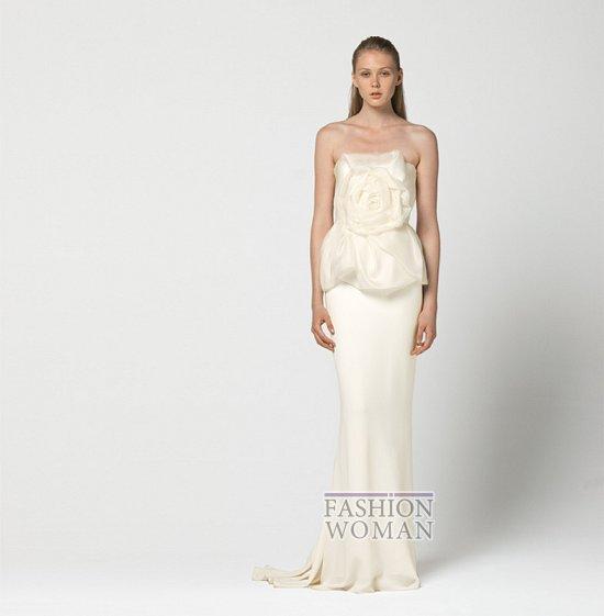 Свадебные платья MaxMara 2013 фото №5
