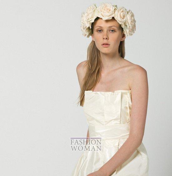 Свадебные платья MaxMara 2013 фото №42