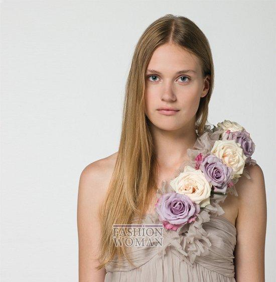 Свадебные платья MaxMara 2013 фото №43