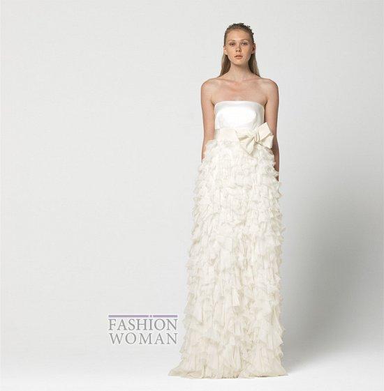 Свадебные платья MaxMara 2013 фото №6