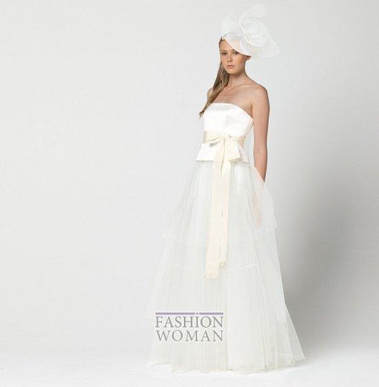 Свадебные платья MaxMara 2013 фото №7
