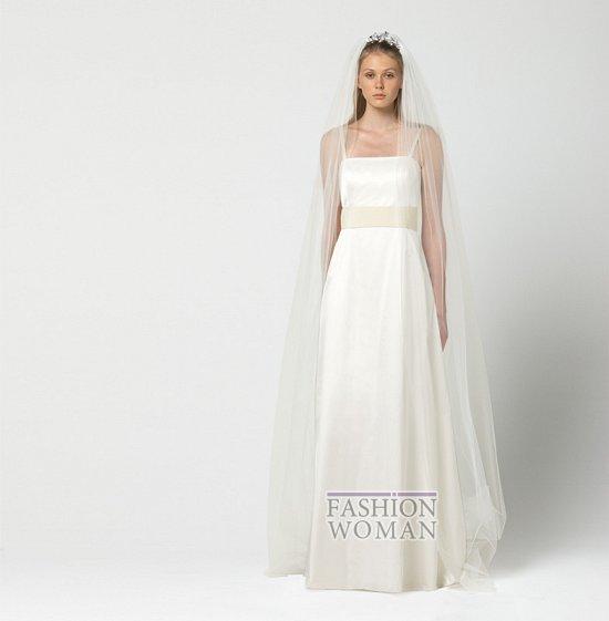 Свадебные платья MaxMara 2013 фото №8
