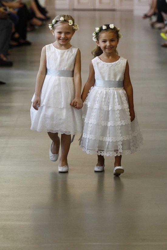 Свадебные платья Oscar de la Renta весна 2016 фото №17