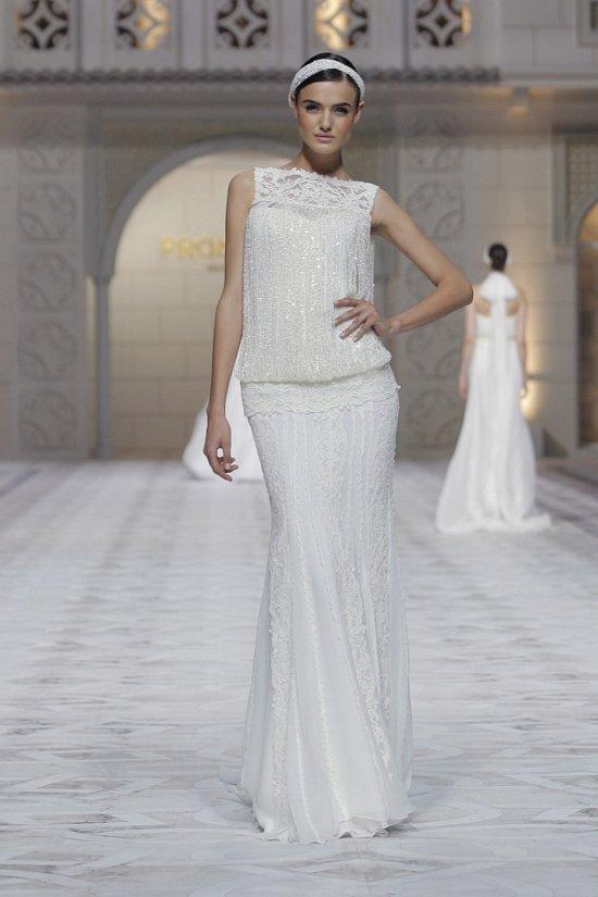 Свадебные платья Pronovias весна-лето 2015 фото №18