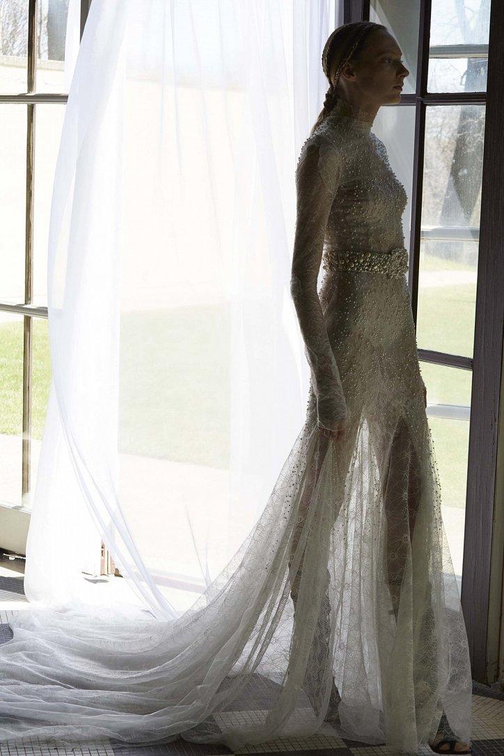 Свадебные платья Vera Wang весна 2017 фото №2
