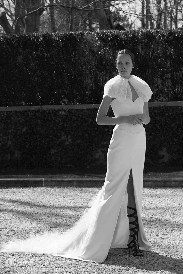 Свадебные платья Vera Wang весна 2017 фото №4