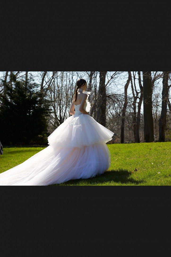 Свадебные платья Vera Wang весна 2017 фото №5