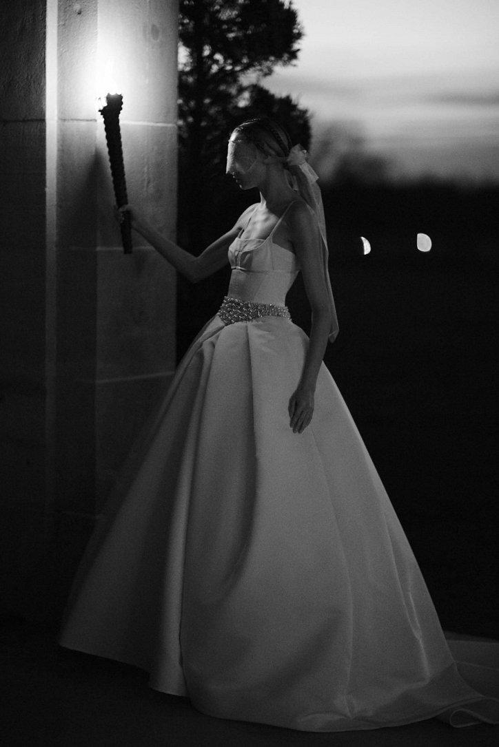 Свадебные платья Vera Wang весна 2017 фото №14