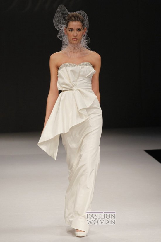 Модное свадебное платье