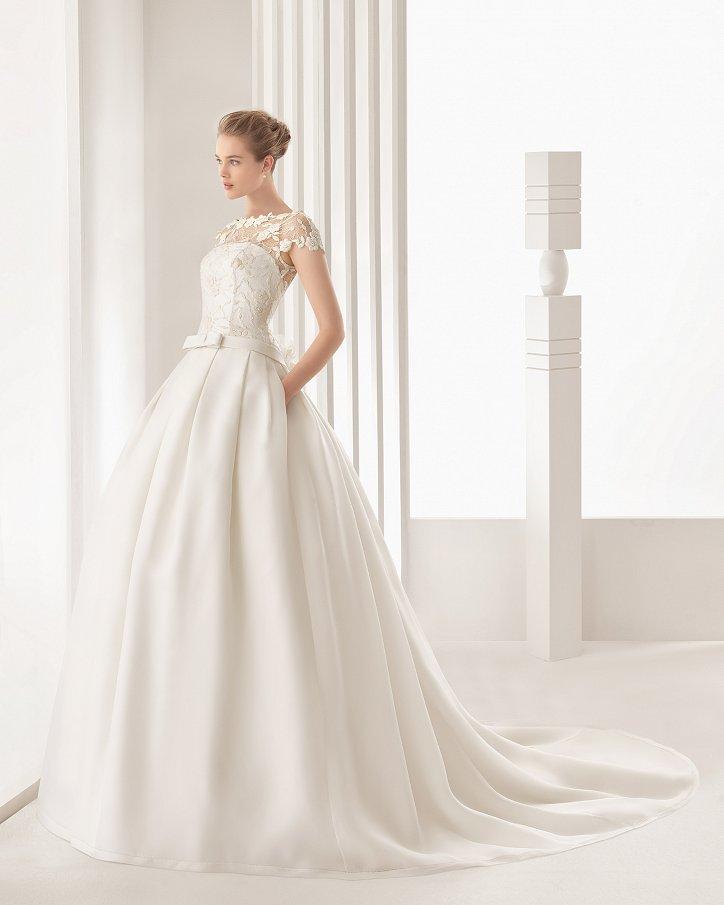 Свадебные платья весна 2017: Rosa Clara фото №6