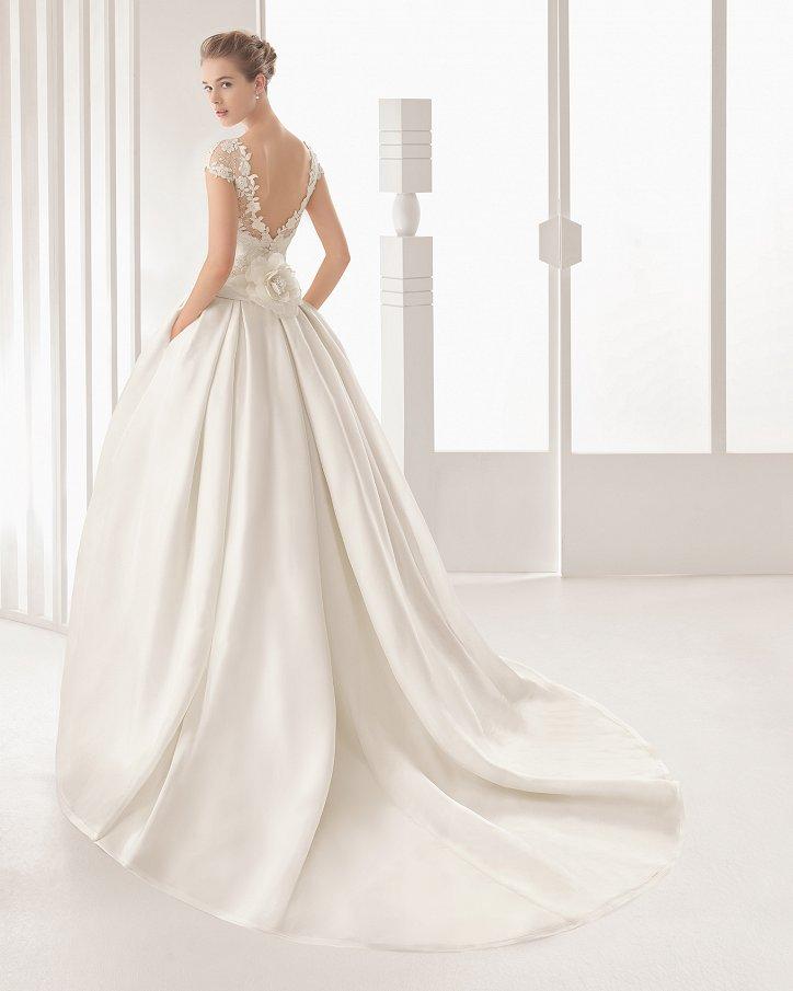 Свадебные платья весна 2017: Rosa Clara фото №7