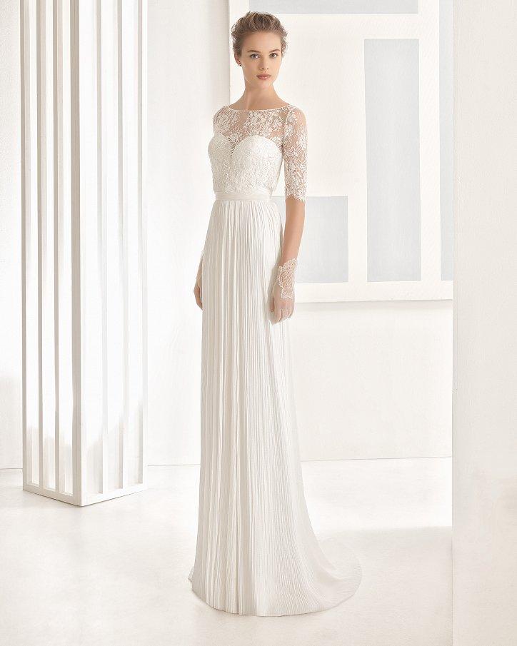 Свадебные платья весна 2017: Rosa Clara фото №9