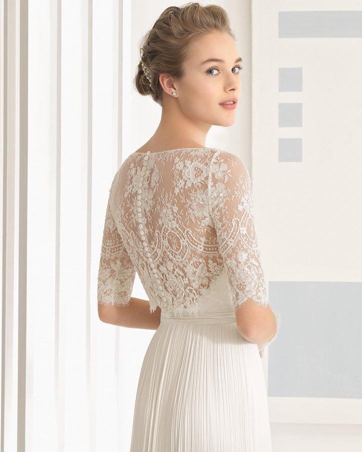 Свадебные платья весна 2017: Rosa Clara фото №10
