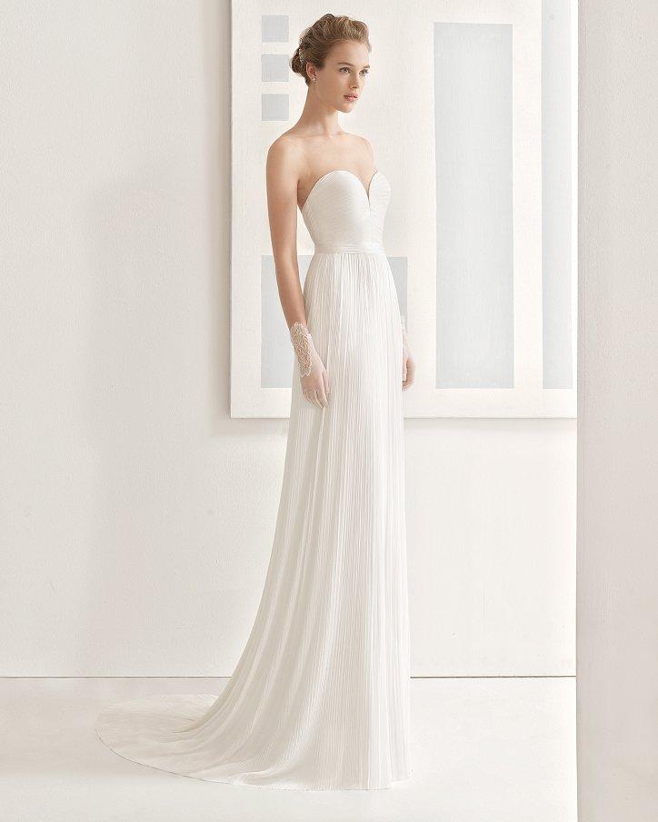 Свадебные платья весна 2017: Rosa Clara фото №8