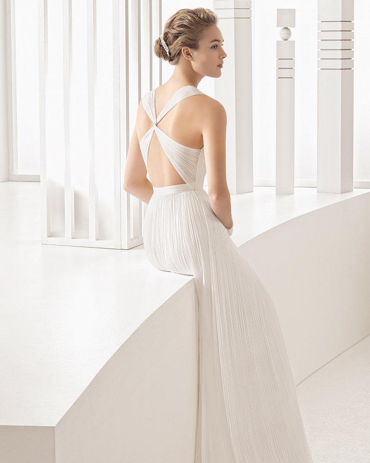 Свадебные платья весна 2017: Rosa Clara фото №12