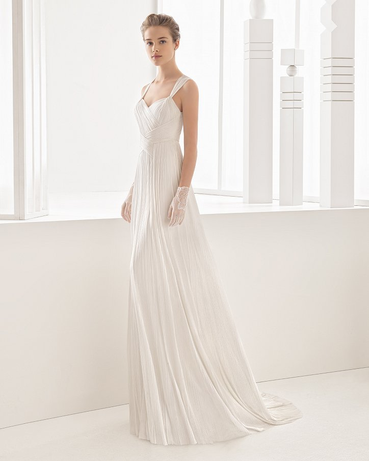 Свадебные платья весна 2017: Rosa Clara фото №11