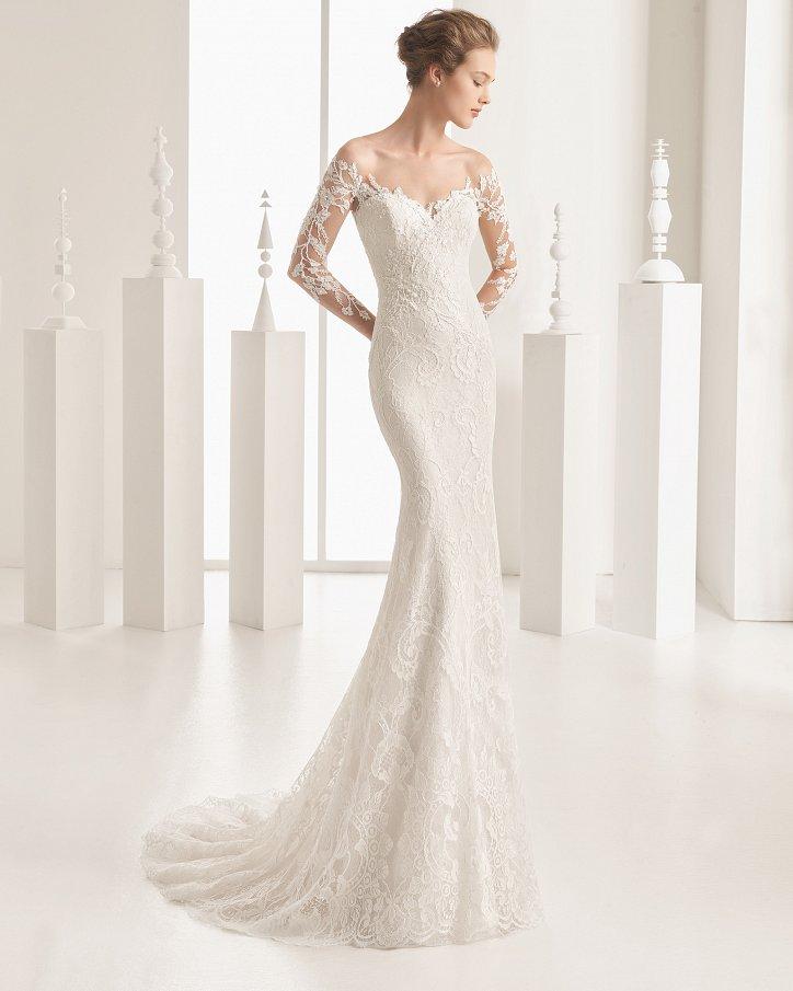 Свадебные платья весна 2017: Rosa Clara фото №19