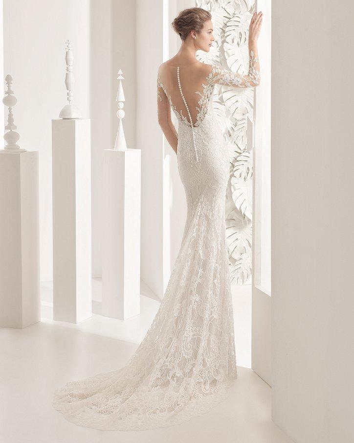 Свадебные платья весна 2017: Rosa Clara фото №20