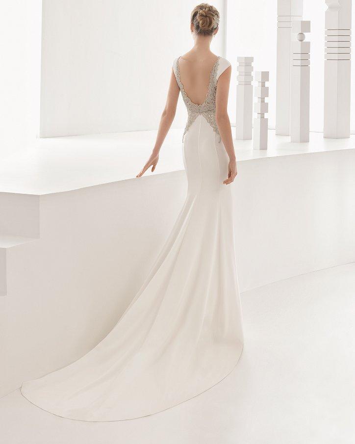 Свадебные платья весна 2017: Rosa Clara фото №23