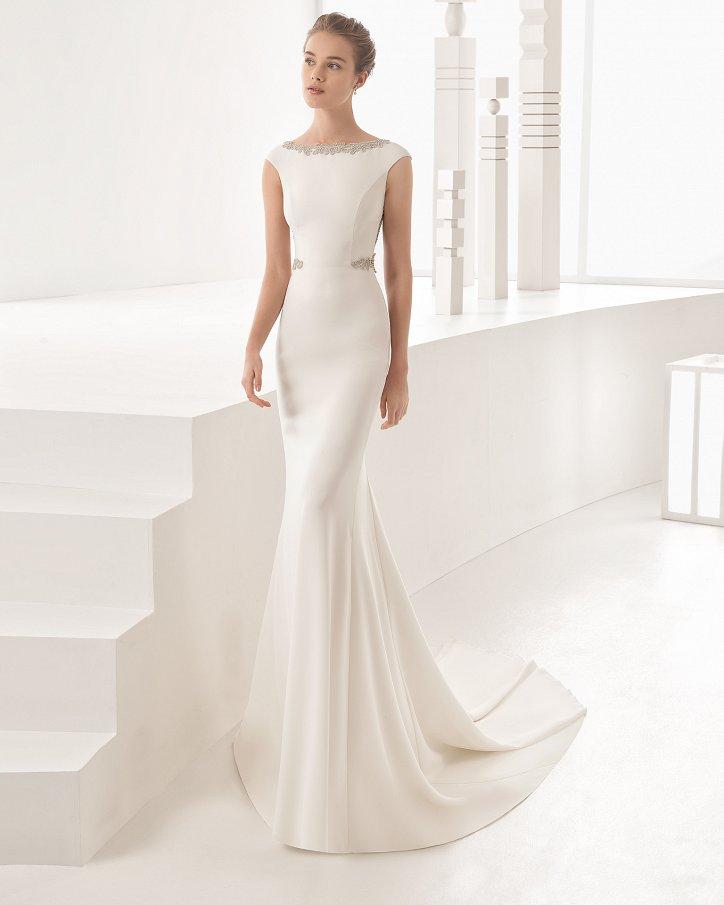 Свадебные платья весна 2017: Rosa Clara фото №22