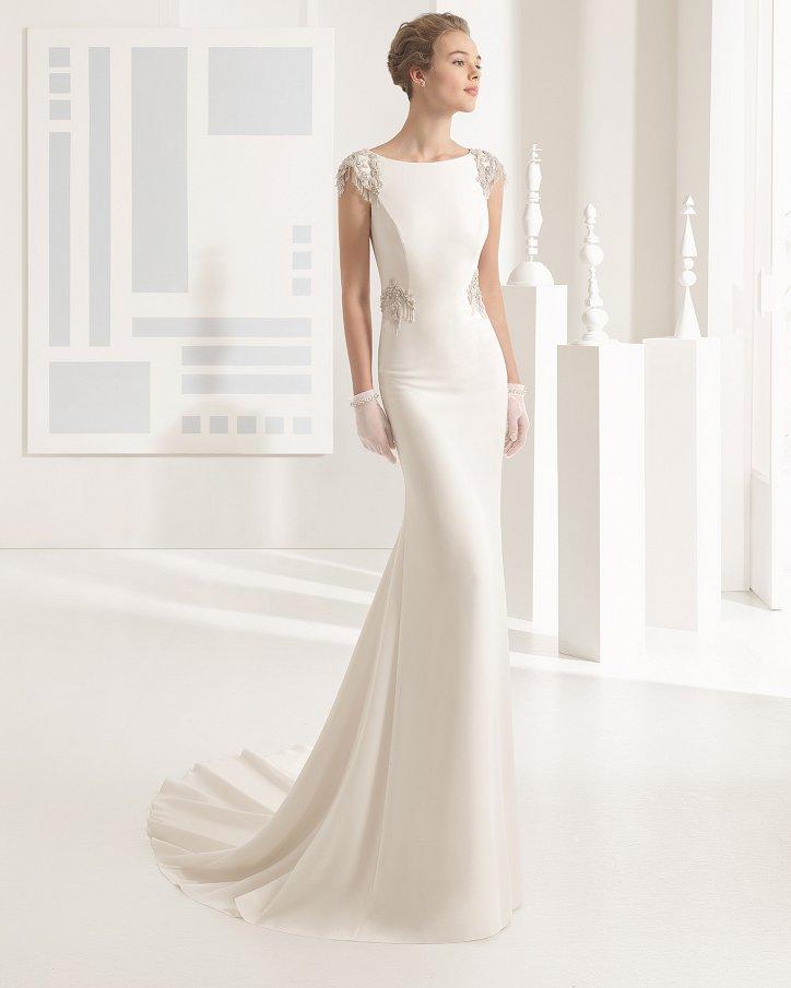 Свадебные платья весна 2017: Rosa Clara фото №24