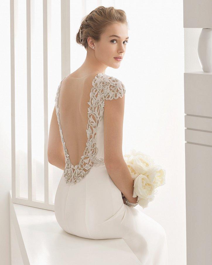 Свадебные платья весна 2017: Rosa Clara фото №3