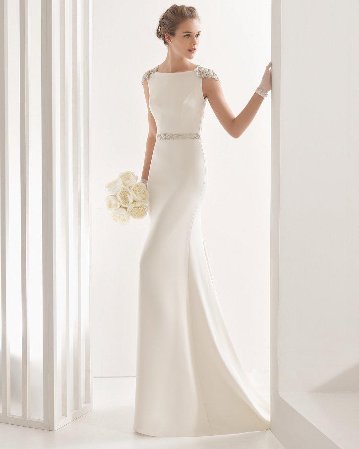 Свадебные платья весна 2017: Rosa Clara фото №1