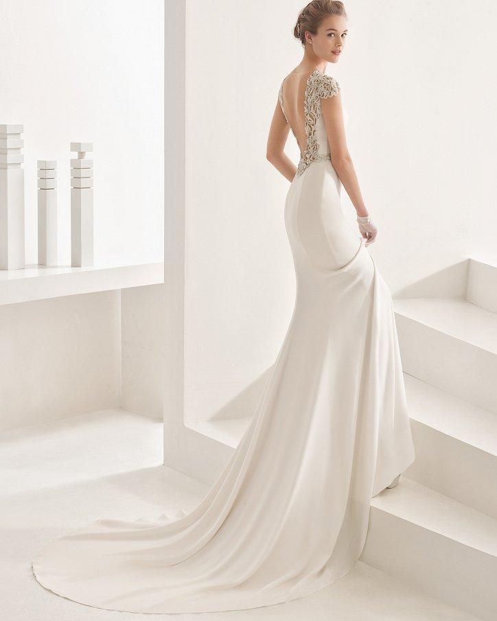 Свадебные платья весна 2017: Rosa Clara фото №2