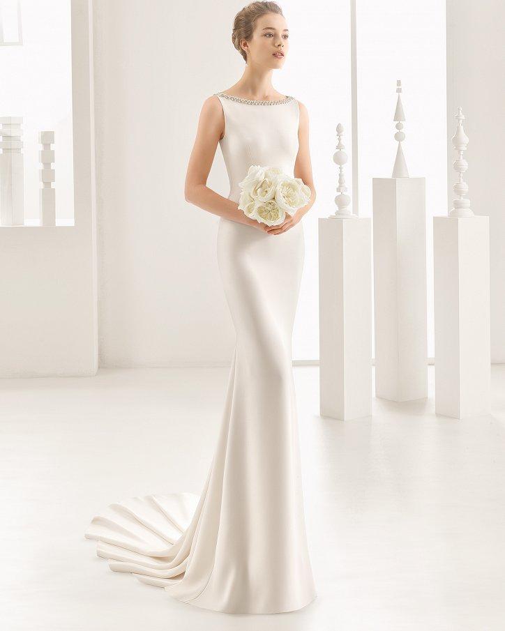 Свадебные платья весна 2017: Rosa Clara фото №26