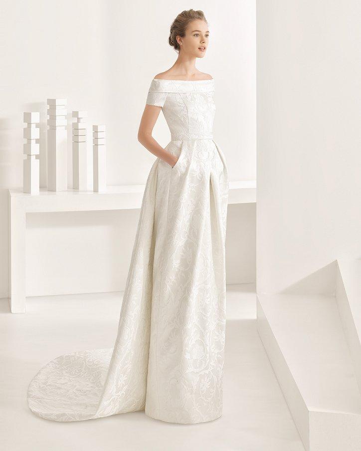 Свадебные платья весна 2017: Rosa Clara фото №29