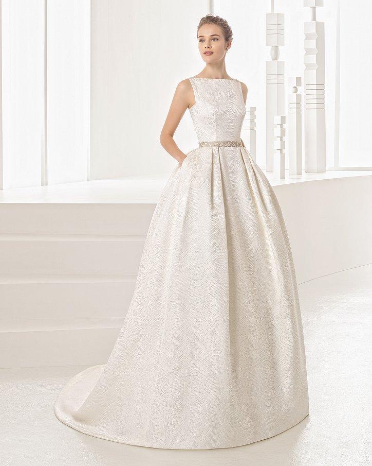 Свадебные платья весна 2017: Rosa Clara фото №31