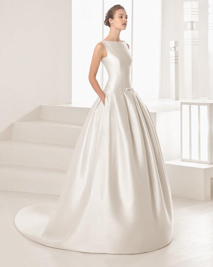 Свадебные платья весна 2017: Rosa Clara фото №36