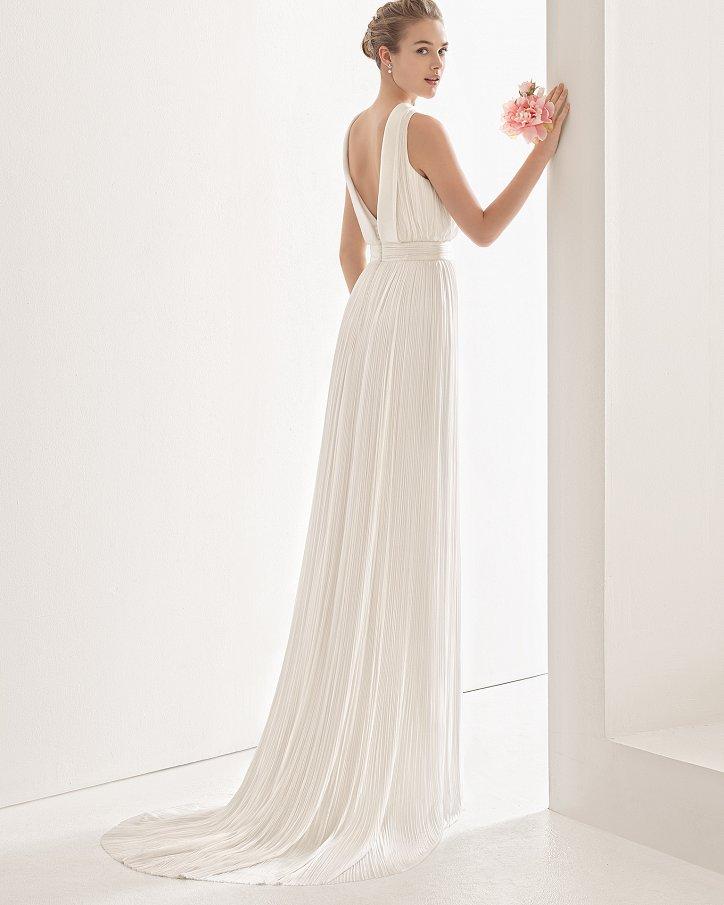 Свадебные платья весна 2017: Rosa Clara фото №40