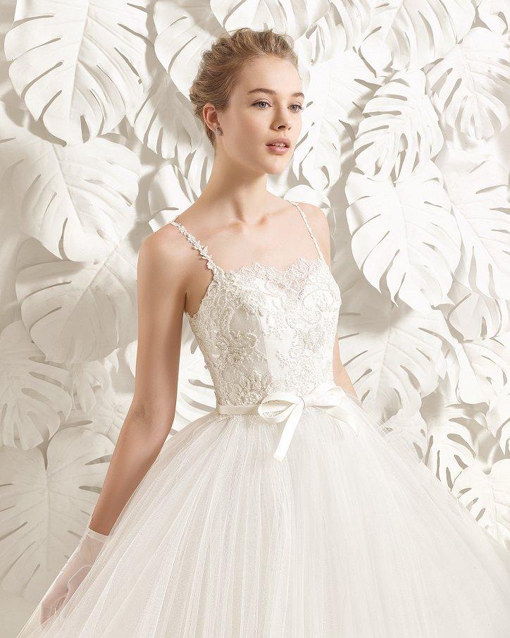 Свадебные платья весна 2017: Rosa Clara фото №41