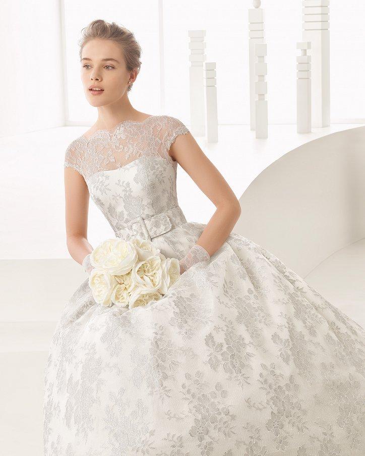 Свадебные платья весна 2017: Rosa Clara фото №46