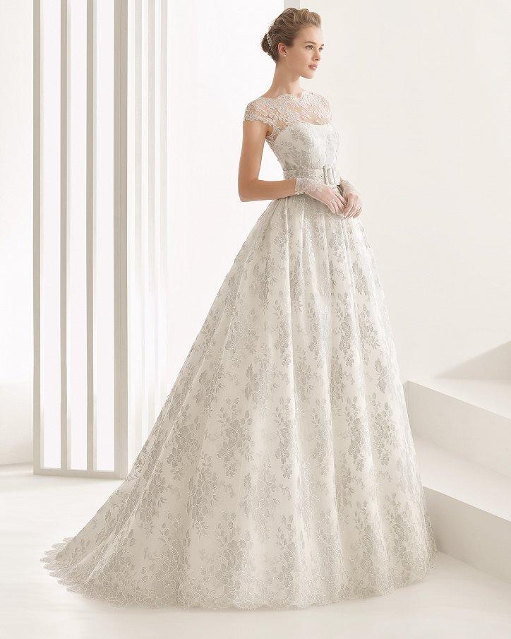 Свадебные платья весна 2017: Rosa Clara фото №47