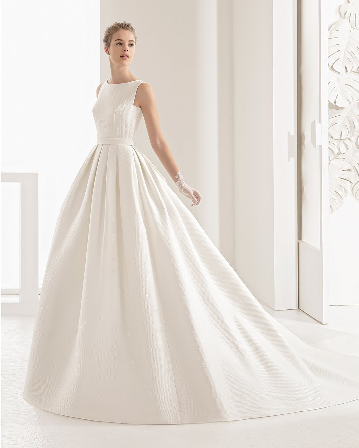 Свадебные платья весна 2017: Rosa Clara фото №49